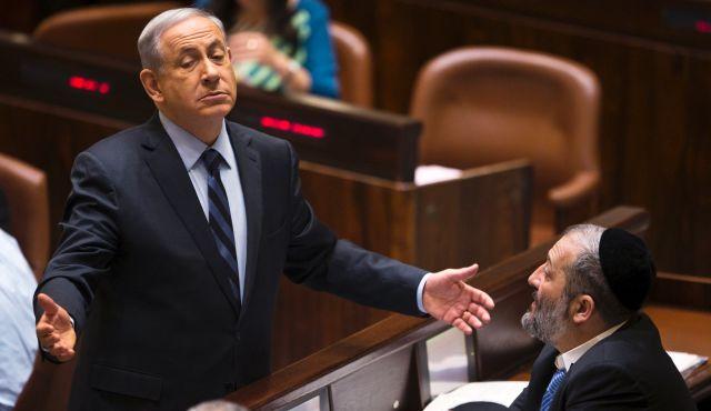 Les Israéliens pensent que le monde se ligue contre eux, Netanyahu