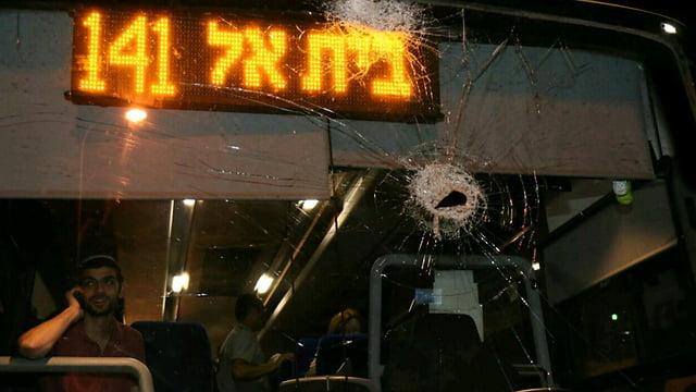 En trois jours, trois attaques contre des israéliens