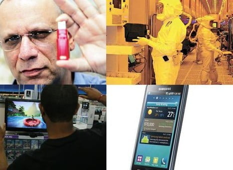 Les inventions en hausse de 20% en Israël en 2014, Israël leader de la créativité