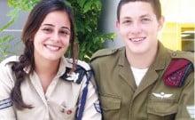 Une histoire d'amour comme on les aime : deux américains de Philadelphie se rencontrent en Israël et tombent amoureux
