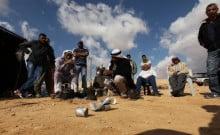 six bédouins arrêtes en israel pour soutien à l'état islamique