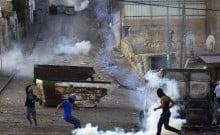 émeutes sur le mont du temple Jérusalem