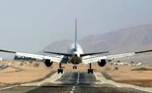 Avions pour Eilat équipé d'un système anti-missiles