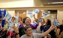 Alyah juifs de France 600 juifs de france arrivent en Israel aujourd'hui