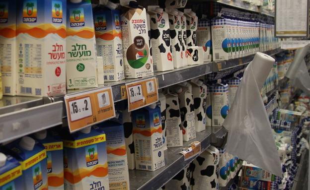 Le prix des produits laitiers vont baisser mercredi de 4.6%