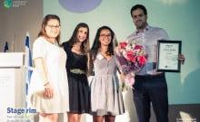 Stagerim récompense la meilleure entreprise israélienne en terme de conditions de travail