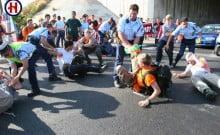 Goush Katif la paix ne peut venir en bradant la terre d'israel