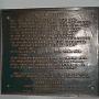 Le nouveau colosse poème de Emma Lazarus gravé aux pieds de la statue de la liberté