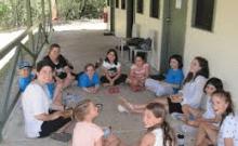 « Les jolies colonies de vacances » pour les nouveaux Olim de France, merci Bnei Akiva