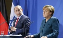 Angela Merkel: Israël a le devoir de se protéger