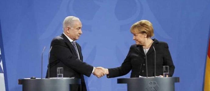 Benjamin Netanyahu écourte sa visite en Allemagne en raison de la situation en Israël