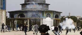 Le mont du temple interdit aux officiels israéliens par Natanayou