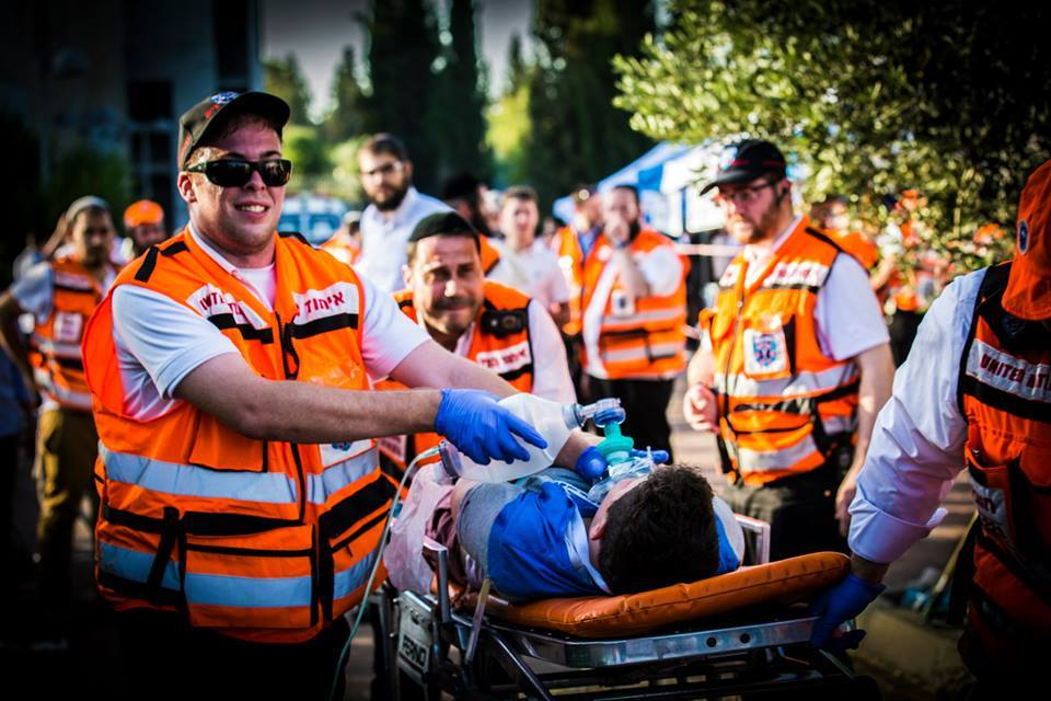 Hatzalah,sauve des vies