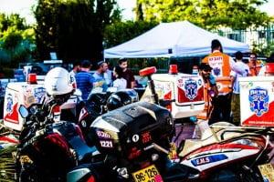 Les bénévoles Hatzalah