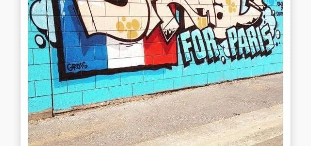 Le street art vole au secours de la barbarie