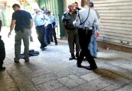 Jérusalem : Deux attaques au couteau ce matin