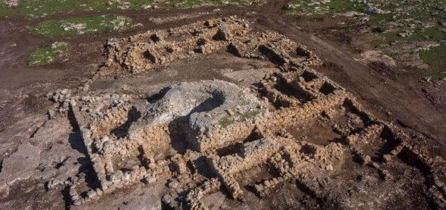 Une ferme, vieille de 2700 ans, a été découverte