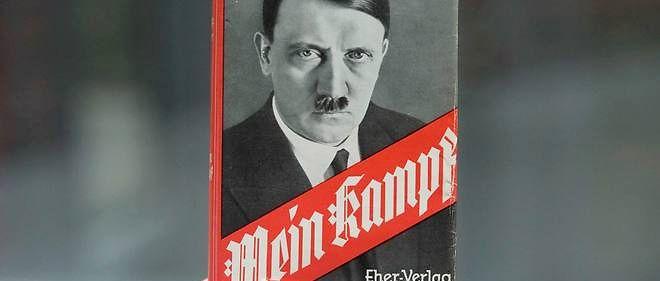 Adolf Hotler, Mein Kampf