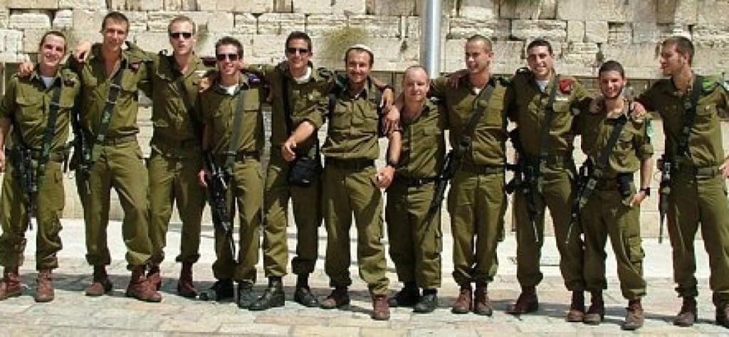 Les bérets rouges : Golani l'unité  ombattante de Tsahal