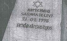 La pierre tombale prouve la judéité d'une famille du Pérou qui fait son Alyah