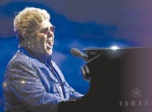 A vos agendas : le 26 mai 2016, Elton John sera en Israël