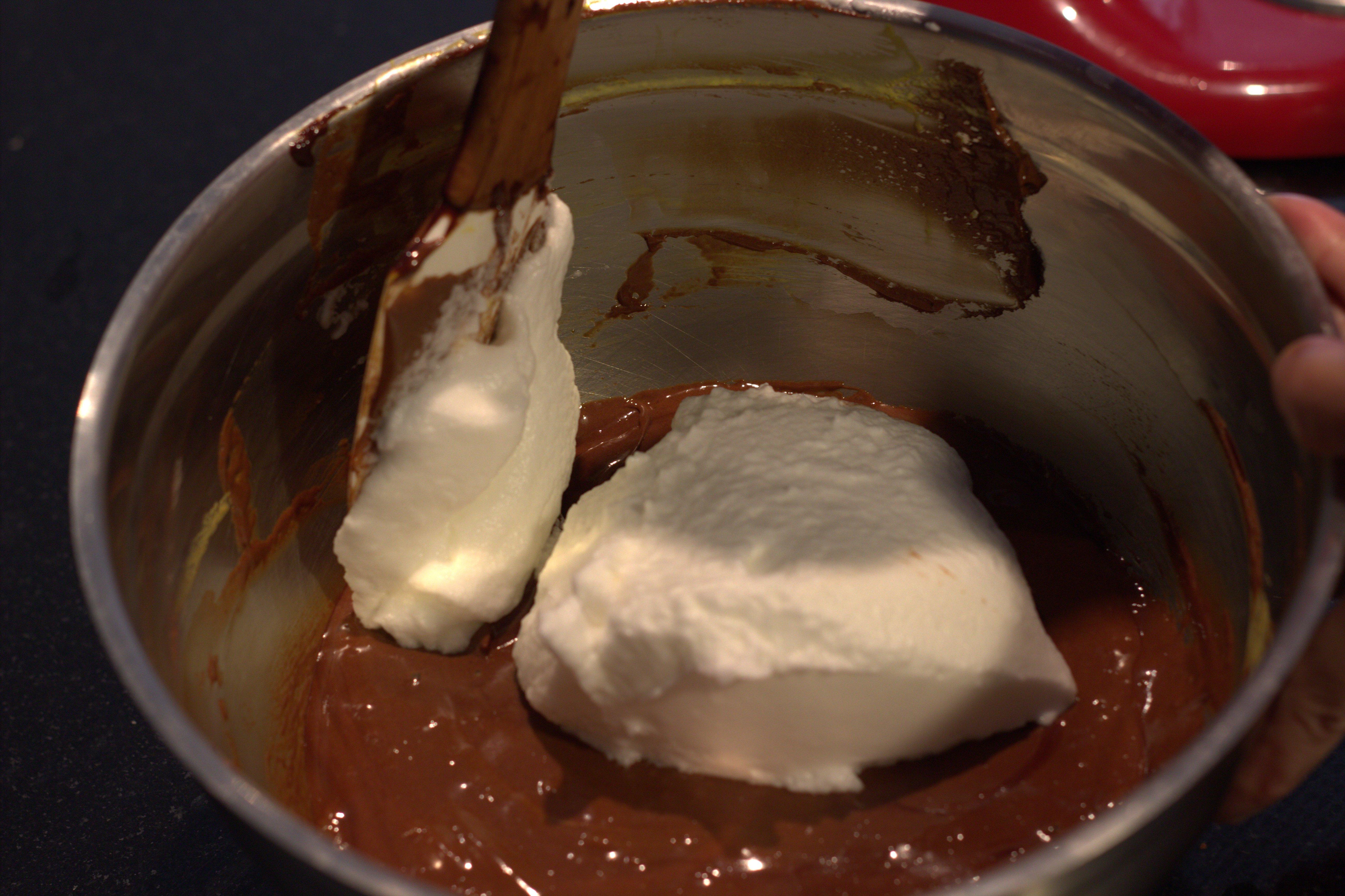 Mousse au chocolat aux 3 parfums sans sucre ajouté