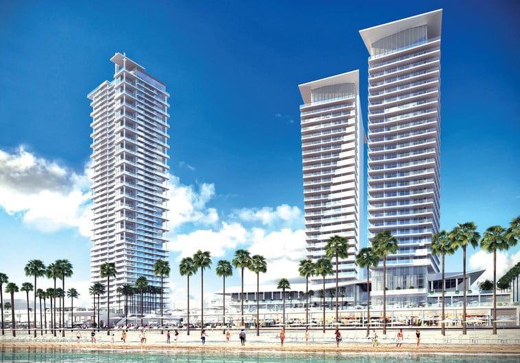 Sun Bat Yam Bat-Yam projets immobilier