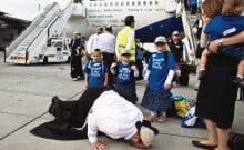 Les juifs brésiliens font leur Alyah pour fuir la violence et la récession