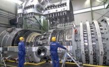 Centrale électrique d'Askelon en Israël