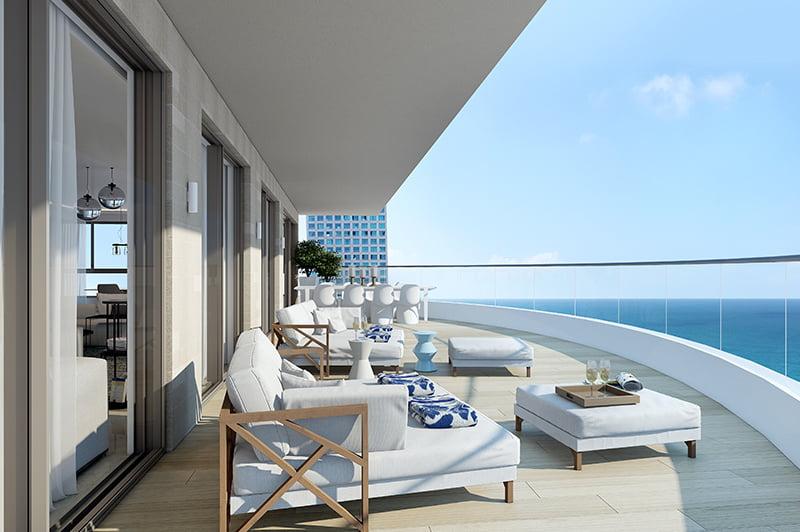 Bat yam une suite de luxe en pleine propri t alliance - Appartement luxe mexicain au plancher bien original ...