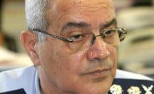 Armée israélienne chef d'état major de tsahal