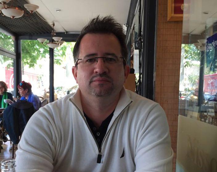 Salon de l'immobilier Emmanuel Turk gérant d'Icube