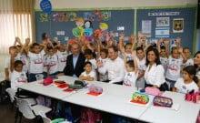 classe maternelle à Ashdod