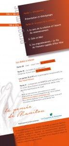 INVITATION rencontre autour de la pensée Manitou le 18 février 2016 à 16 à l'hôtel Mariott à Paris 17 eme