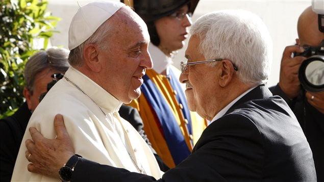 Le Vatican reconnait l'état palestinien