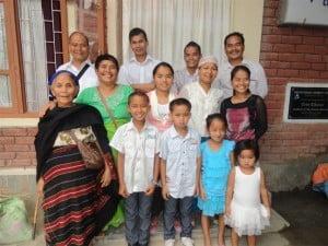 Une des dix tribus d'Israël touchée par le tremblement de terre en Inde