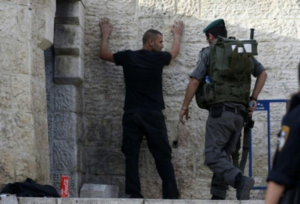 Plus d'un million d'arme dans les quartiers arabes en Israël