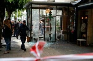 Ido, blessé dans l'attentat de la rue Dizengoff, est toujours dans un état critique