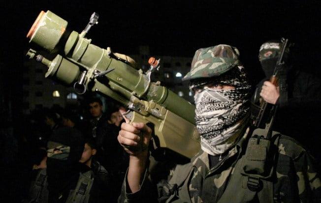Plus d'un millions d'armes détenus par les arabes israéliens