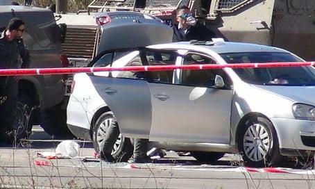 Fusillade à côté de Beit El: 3 blessés