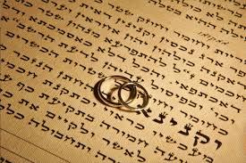 Contrat de mariage religieux