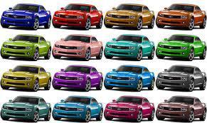Une riche variété de coloris