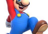 Super Mario en fauteuil roulant