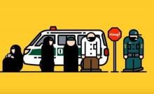 Iran : Gershad, une application pour contourner la police des mœurs