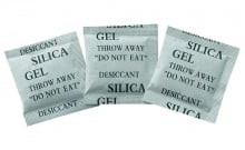gel silice protection contre l'humidité