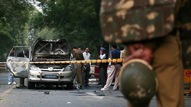 Inde : un suspect arrêté pour avoir commis des attaques contre des cibles israéliennes