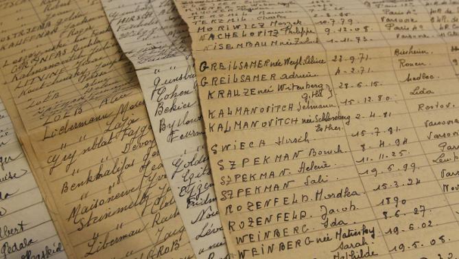 Des centaines de milliers de documents d'archive vont être numérisés