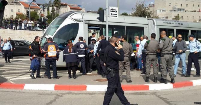 Lorsqu'il y a des attentas à Jérusalem, il règne une grande atmosphère de solidarité à Tel Aviv