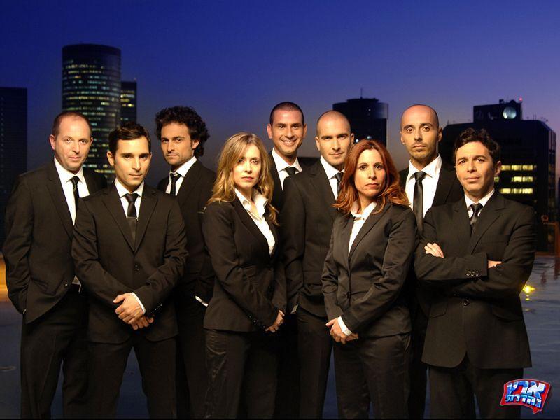 L'équipe de l'émission télévisée satirique