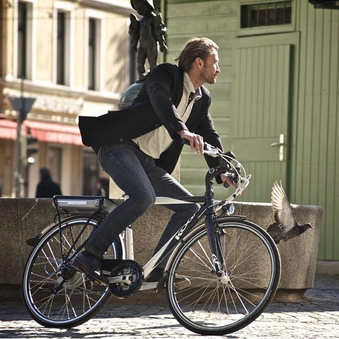 Les vélos électriques mettent la vie des piétons en danger